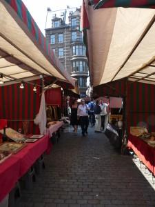 Sablon Antiques Market
