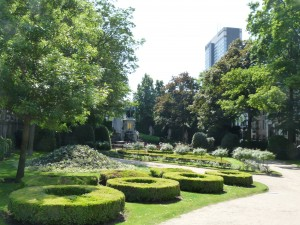 Garden Petit Sablon