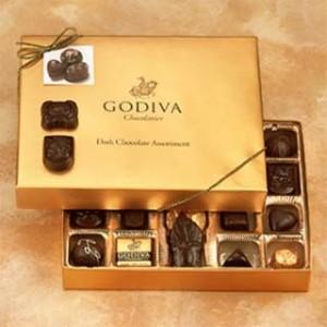 Godiva Belgian Chocolate