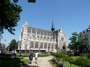 Church of Our Lady - Sablon