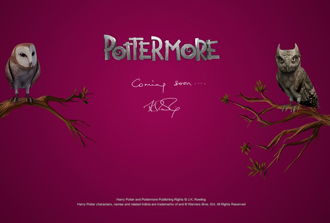 how to join pottermore 2016