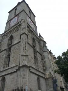 Black Church steeple
