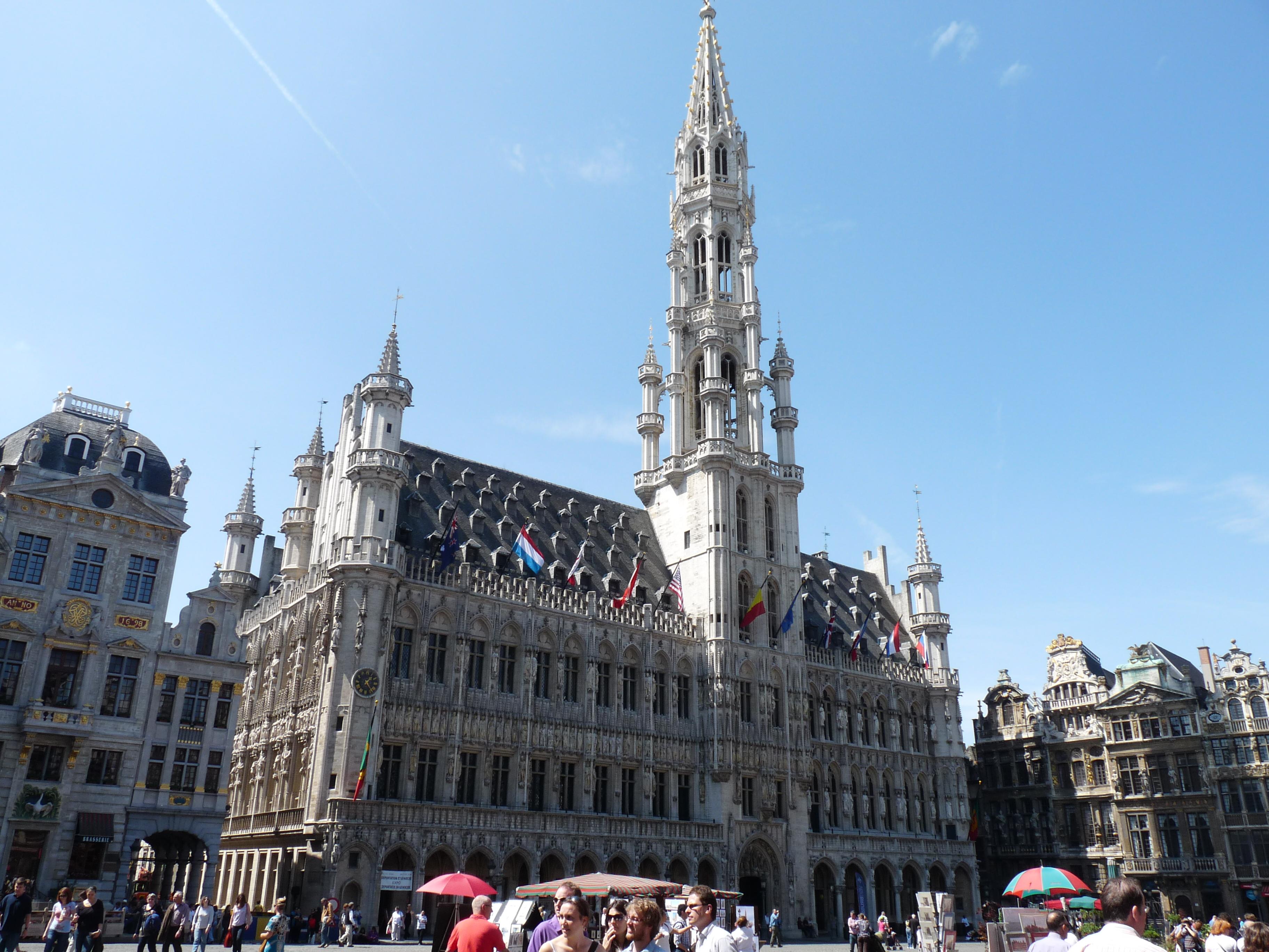 Hotel de Ville, Brussels Grand Place