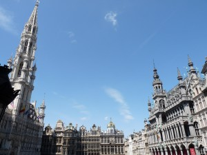 Panoramma Grand Place