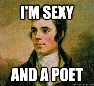 Robert Burns, Scottish Poet