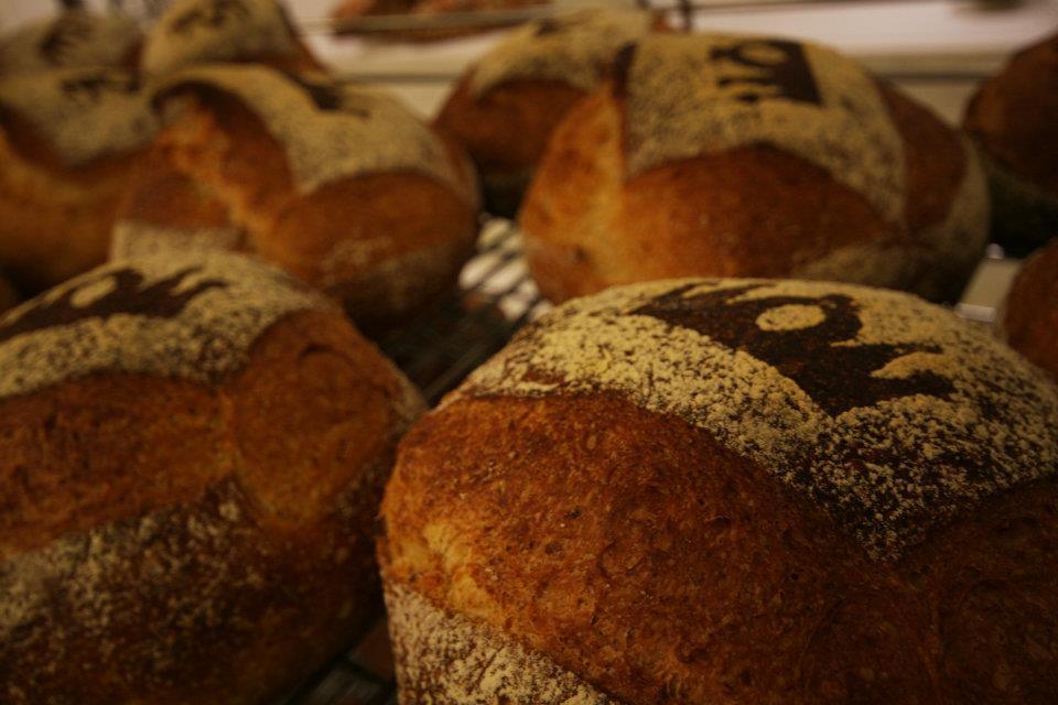 Dauphine bread