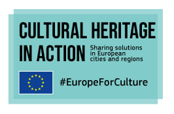 Cultural Heritage in Action logo